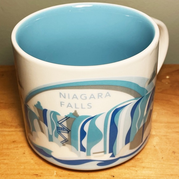 "Starbucks Niagara Falls ""You Are Here"" Mug"